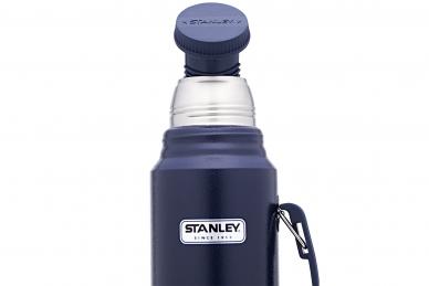 Термос Legendary Classic 1,3 л (синий) Stanley, горлышко