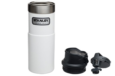 Stanley Classic 2.0 One Hand 0.47 л (белый)