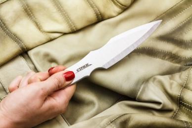 Метательный нож Стриж Kizlyar Supreme