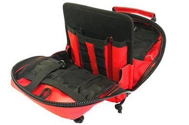 EDC-сумка Kiwidition Rata City (RC красно-черный)