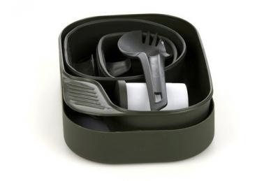 Набор посуды Camp-A-Box Complete (olive) Wildo, Швеция