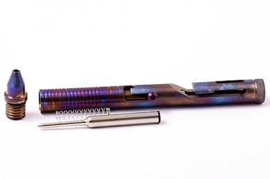 Тактическая ручка CID cal .45 Titanium Flame Böker Plus