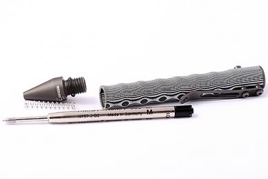 Тактическая ручка K.I.D. cal .50 Micarta Böker Plus