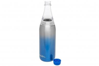 Термобутылка Bistro To-Go 0,6 л (синяя) Aladdin