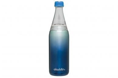 Термобутылка Bistro To-Go 0,6 л (синяя) Aladdin, США