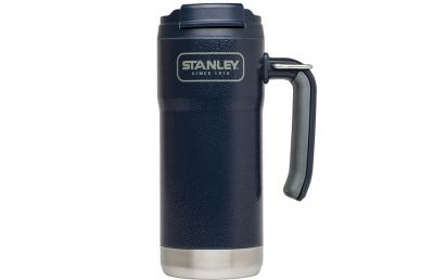 Термокружка Adventure 0,47 л (синяя) Stanley, США