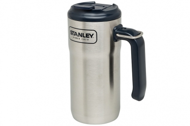 Термокружка Adventure 0,47 л (стальная) Stanley