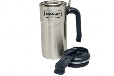 Термокружка Adventure 473 мл (стальная) Stanley