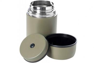 Термос для еды Esbit FJ 0,75 л (оливковый/серый)