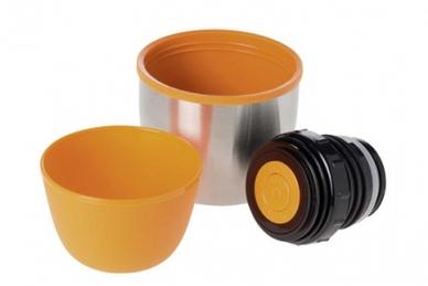 Термос Esbit ISO 1 л (стальной/оранжевый)