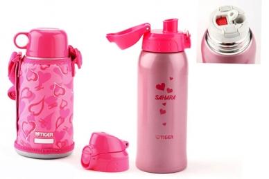 Термос MMN-W100 Pink 1,0 л Tiger