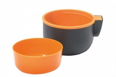 Термос Esbit WM 1,2 л (черный/оранжевый)