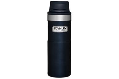 Термостакан Classic 2.0 One Hand 0.47 л (синий) Stanley