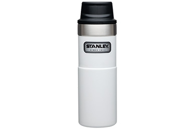 Термостакан Classic 2.0 One Hand 0.47 л (белый) Stanley