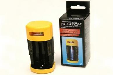 Тестер для элементов питания BT1, Robiton