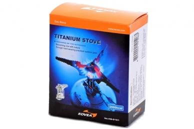 Титановая горелка Titanium Stove Camp-3 KB-0101 Kovea