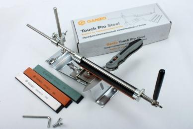 Точильная система Ganzo Touch Pro Steel (копия Apex)