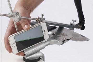 Использование смартфона в качестве угломера. Обнуление