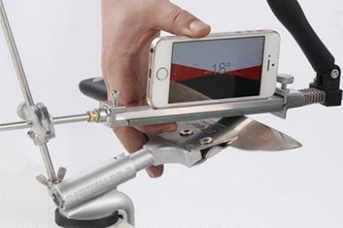 Использование смартфона в качестве угломера. Измерение угла