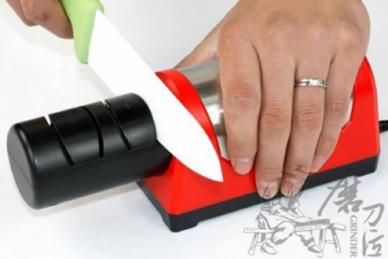 Ножеточка электрическая Taidea T1031D алмазная