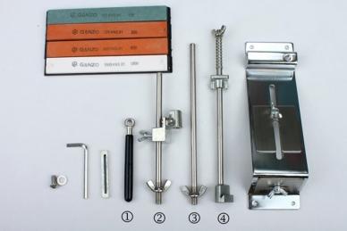 Точилка Ganzo Touch Pro Steel (копия Apex) комплектация
