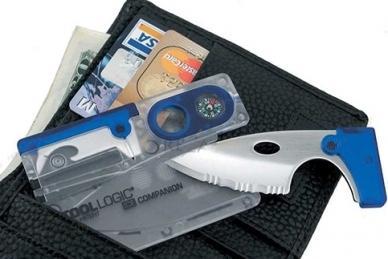 Нож-кредитка Tool Logic Ice Companion