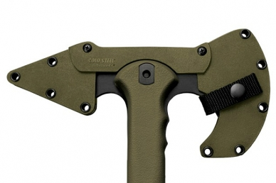 Топор Trench Hawk (OD Green) Cold Steel
