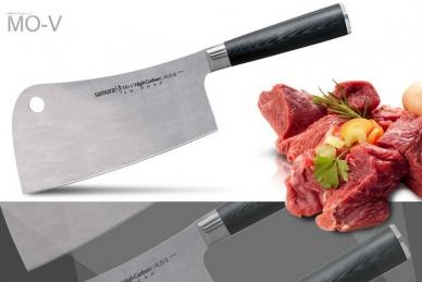 Топорик кухонный MO-V Samura SM-0040/G-10