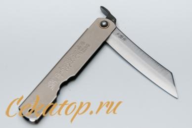Традиционный складной нож Higonokami HKI-80SL Япония