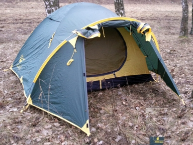 Палатка Lair 2 Tramp