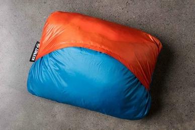 Туристическое одеяло Versa Klymit, в сложенном виде