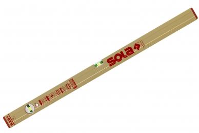 Уровень строительный 40 см AZ40 Sola