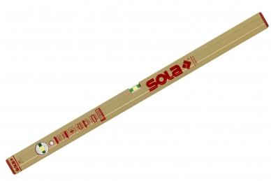 Уровень строительный 40 см AZM40 (магнитный) Sola