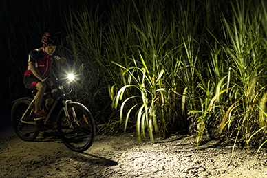 Велосипедная фара Fenix BC30R 2017