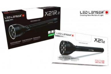 Поисковый фонарь X21.2 LED Lenser