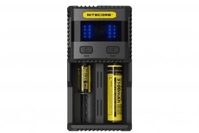 Отличное зарядное устройство SC2 NiteCore