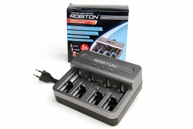 Зарядное устройство Universal800-4 Robiton