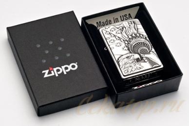 """Зажигалка Zippo 20895 """"Something Patriotic"""""""