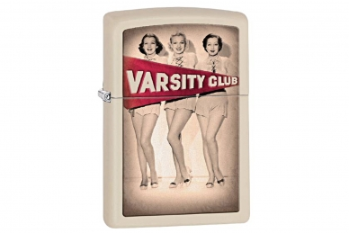 Зажигалка Zippo Varsity Club 28441