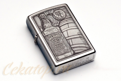 "Зажигалка Zippo 28635 ""Jack Daniels"", США"
