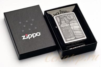 """Зажигалка Zippo 28635 """"Jack Daniels"""""""