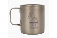 Термокружка титановая Titanium Double Wall Mug 300 ml