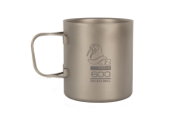 Кружка титановая Titanium Cup 600 ml TM-600FH NZ