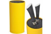 Подставка для ножей (желтая), Mayer&Boch