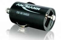 Адаптер автомобильный для телефонов и планшетов 1000-0003 USB CarCharger, Ansman