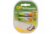 Аккумулятор 210AAHC-U2 HR6 AA 2100 mAh (2 шт.), GP Batteries