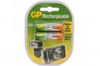 Аккумулятор 270AAHC-UC2 AA 2700 mAh (2 шт.), GP Batteries
