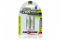 Аккумулятор Photo 5030492 AA 2400 mAh (2 шт.), Ansmann, Германия