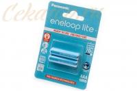 Аккумуляторы Eneloop Light AAA (2 шт., Ni-Mh, 550 mAh) Panasonic, Япония