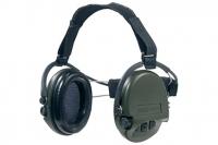 Наушники защитные активные Supreme Pro-X Neckband (green) MSA-Sordin